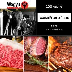 Picanha Steak ca. 200 gram