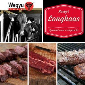 Recept Longhaas met sjalotten